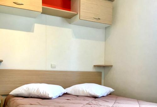 mobil home maxi family chambre2